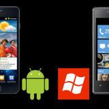 Nuevas ramas de desarrollo: Android y Windows Phone