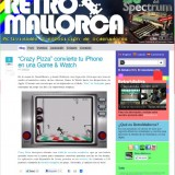 Crazy Pizza: Reseña en RetroMallorca